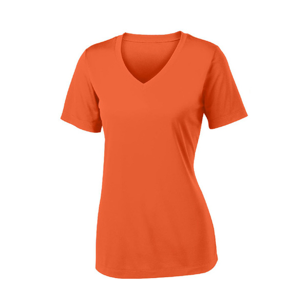 Wholesale Women V-Neck T-Shirts