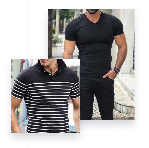 Men T Shirt Exporter