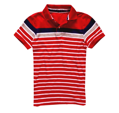 striped t shirt manufacturer in tirupur
